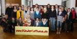 Treffen der Seitenstark-Mitglieder zum 5. Geburtstag von www.kinderrathaus.de