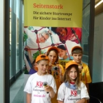 Seitenstarke Kinderreporter, © sowieso Pressebüro