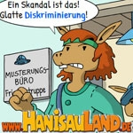 HanisauLand.de - Comic