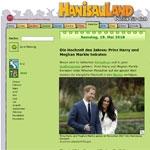 HanisauLand - Prinz Harry und Meghan Markle heiraten