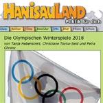 HanisauLand.de - Die Olympischen Winterspiele 2018