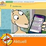 Internet-ABC - Drei neue Lernmodule