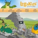 LegaKids.net - Lesespiel