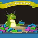 LegaKids.net - Neues Spiel: Lurs' Wörterturm