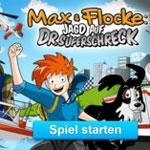Max und Flocke Helferland - Jagd auf Dr. Superschreck
