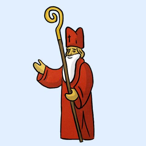 Wer war der Heilige Nikolaus?