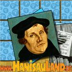 """HanisauLand Memospiel """"Luther"""""""