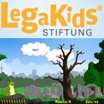 """Spiel """"Wörterjagd"""" von der LegaKids"""