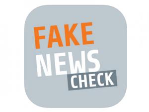 Logo der Check App