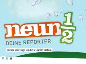 Logo von Neuneinhalb Kindernachrichten des WDR