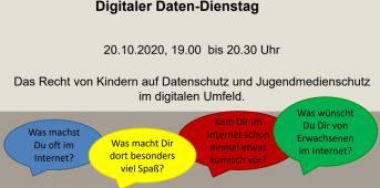 Screen Digitaler Dienstag