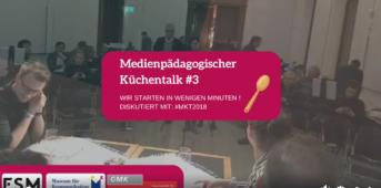 Screenshot Video Küchentalk auf Facebook