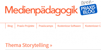 Screen Medienpädagogik Praxisblog