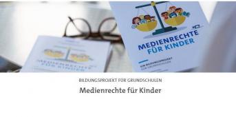 Screen SWR Webseite Medienrechte für Kinder