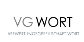 Screenshot https://www.vgwort.de/, Logo VG Wort