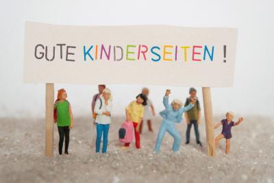 Seitenstark setzt sich ein für gute Kinderseiten im Netz