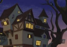 Geheimnisvolle Villa