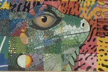 Mosaikkunst Südafrika