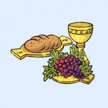 Abendmahl-Service
