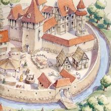 Wasser im Mittelalter von klassewasser.de