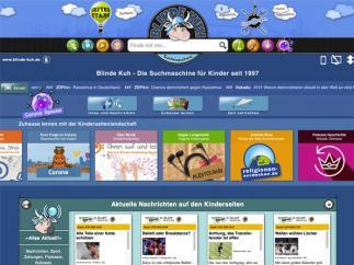 Bildschirmfoto Blinde-Kuh