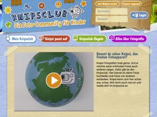 Bildschirmfoto Knipsclub