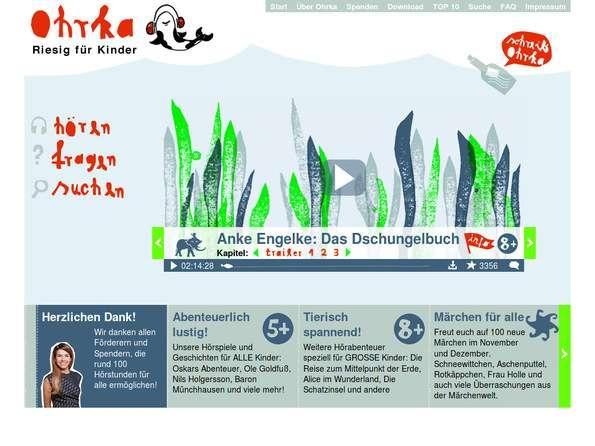 Bildschirmfoto Ohrka