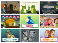 LegaKids Online-Lernspiele