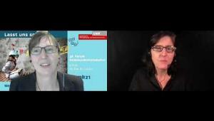 Embedded thumbnail for Dr. Marion Brüggemann & Sabine Eder